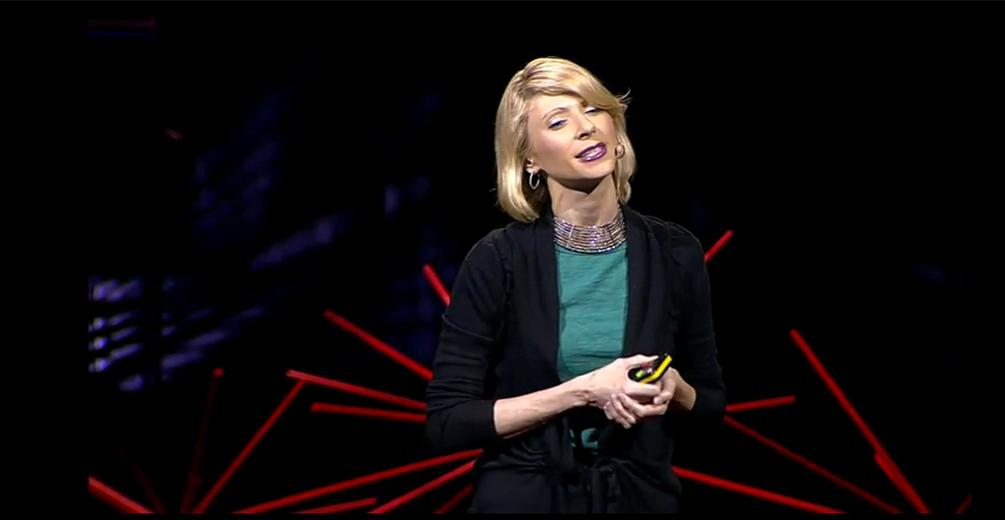 Amy Cudd - TED-talk